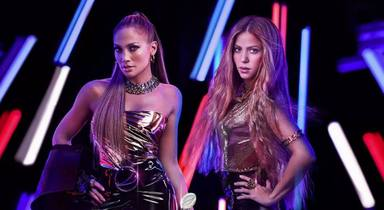 Shakira y Jennifer López actuaran a la propera Super Bowl