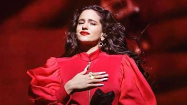 Lo que no se vio del concierto de Rosalía: del baile viral de Belén Esteban a la declaración de amor de Mario