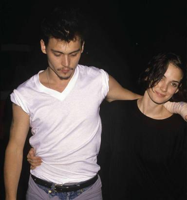 Winona Ryder fue la primera en defender a Johnny Depp