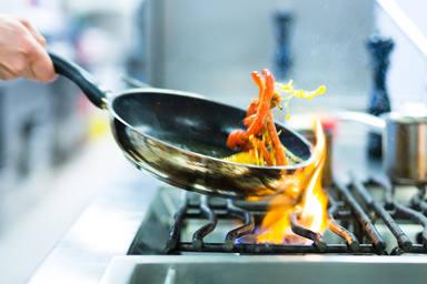 Cómo cocinar los alimentos para evitar el contagio