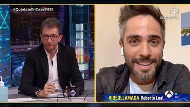 La elegante respuesta de Roberto Leal a las dudas de Pablo Motos sobre su acento andaluz
