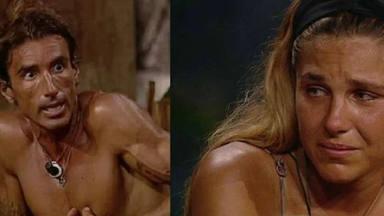 Ivana rompe a llorar en directo ante una fuerte pelea con Hugo