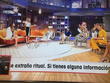 Viva la Vida: Estela Grande sobre Diego Matamoros y Carla Barber