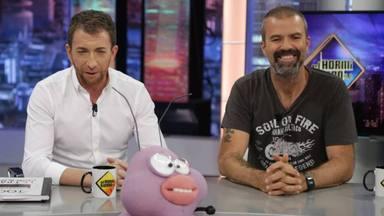 Pablo Motos y Pau Donés en El Hormiguero