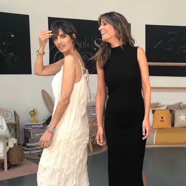 Esperadísimo reencuentro entre Isabel Jiménez y Sara Carbonero