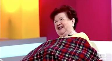 Televisión: Ramón García mujer se queda dormida