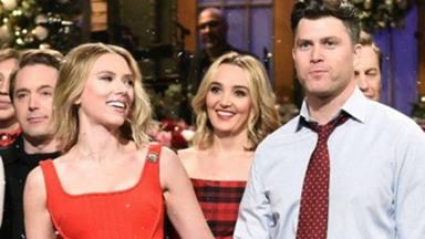 """Scarlett Johansson se acaba de casar con su novio Colin en una """"ceremonia íntima"""""""