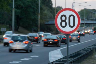 Restricciones velocidad