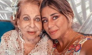 Denuncia Elena Tablada muerte abuela