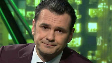 La emotiva despedida de Iñaki López de 'La Sexta Noche' tras abandonar la televisión por un problema médico
