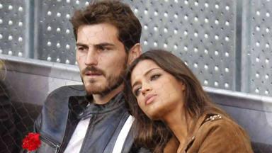 Iker Casillas y Sara Carbonero, unidos tras su separación