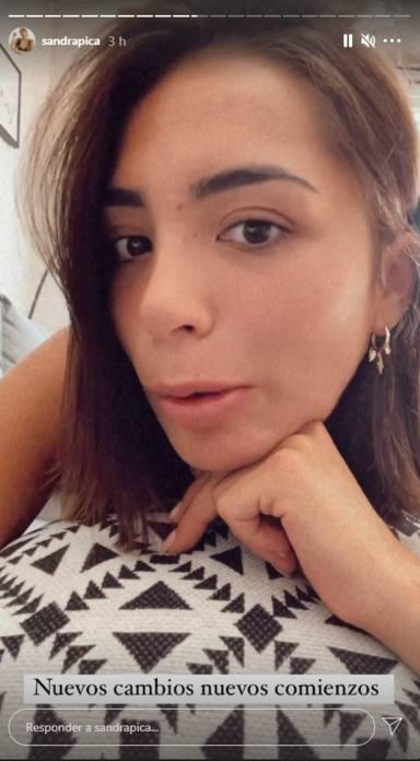 """Las dos noticias con las que Sandra Pica se aleja de Tom Brusse para siempre: """"Sentimientos encontrados"""""""