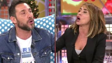 María Patiño carga con dureza contra Antonio David Flores por utilizar a Mila Ximénez para blanquear su imagen
