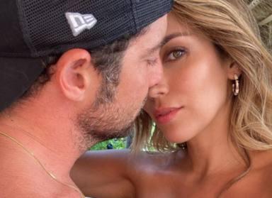 Bisbal y su mujer disfrutando de las vacaciones en Marbella