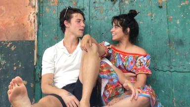 """Camila Cabello desvela en exclusiva a CADENA 100 sus planes de futuro con Shawn Mendes: """"Yo quiero vivir ahí"""""""