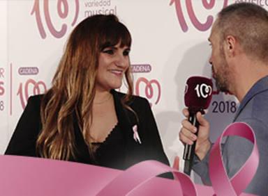 La entrevista a Rozalén en CADENA 100 Por Ellas 2018