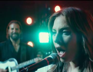 """""""Shallow"""", de Lady Gaga y Bradley Cooper, es mágica"""