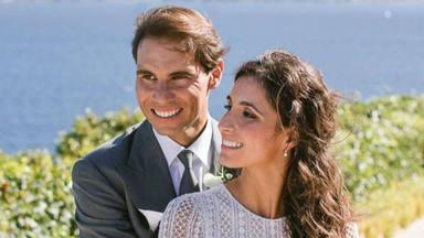 Rafa Nadal se sale de lo convencional y publica una foto junto a su mujer, Mery Perelló