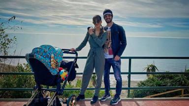 El abecedario de Isco Alarcón en forma de canción para su bebé que ha enamorado a Sara Sálamo