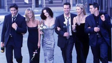 Sale a la luz la imagen inédita de la cena del último día de rodaje de la serie 'Friends'
