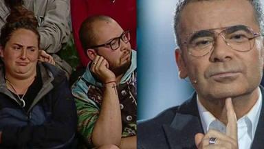 Jorge Javier Vázquez descoloca a Rocío Flores con sus ''confusiones'' reiteradas en 'Supervivientes'