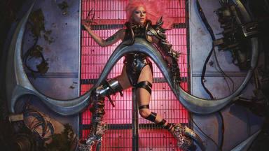 """Lady Gaga presenta la portada del álbum """"Chromatica"""""""
