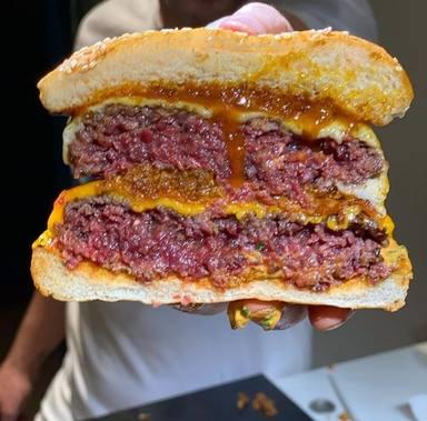 La carne es lo más importante de la hamburguesa para Dabiz Muñoz