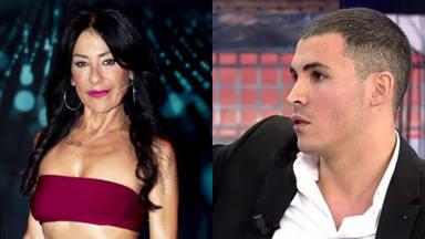 Kiko Jimenez despide a su suegra, Maite Galdeano