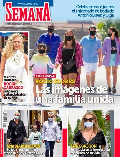 Revista Semana portada 17 de junio 2020
