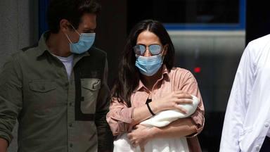 Malu y Albert Rivera primeras palabras sobre su hija Lucía