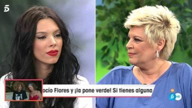 Alejandra Rubio colaborada de programas de televisión