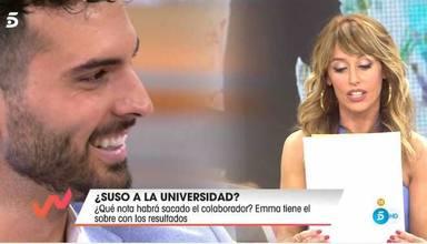 Viva la Vida: Suso Álvarez aprueba la selectividad