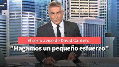 """El necesario mensaje de David Cantero que todo el mundo debería tener en cuenta: """"No queda otra"""""""