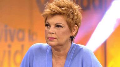 Terelu Campos se renueva transformando su look y luciendo más juvenil