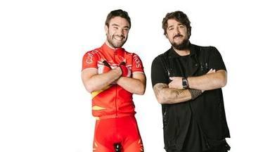 Cofidis Pedaleando Contigo presenta 'Giran y Van', el tema de Antonio Orozco para apoyar Gonzalo García Abella