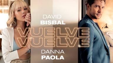 El flechazo musical entre David Bisbal y Danna Paola surgió hace un año y hoy anuncian su colaboración