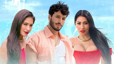 Sebastián Yatra se une a al dúo brasileño Simone y Simaria para 'No Llores Más', festivo y veraniego
