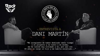 Dani Martín se lamenta de haberse centrado tanto en su carrera que no ha podido ser padre