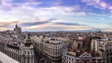 Así será la azotea con mejores vistas de Madrid