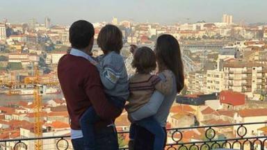 Iker Casillas y Sara Carbonero nueva vida en Madrid junto a sus hijos