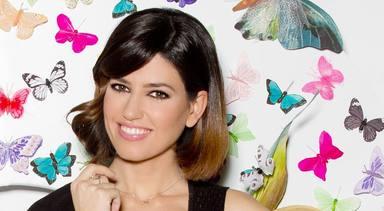 Núria Marín, presentadora de 'Cazamariposas'