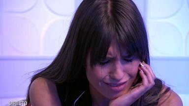 Sofía Suescun, tocada y hundida tras las últimas declaraciones de Kiko Jiménez en 'GH VIP'