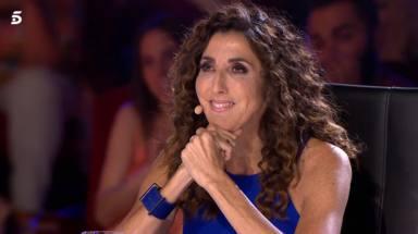 Paz Padilla en 'Got Talent'