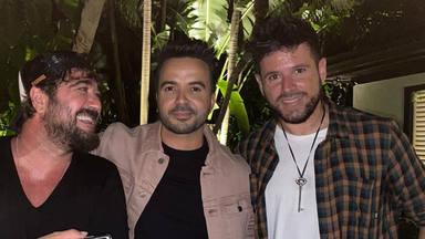 Miami reúne a Antonio Orozco, Luis Fonsi y Pablo López