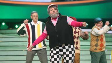 Belinda Washington hace pleno y nos enamora junto a 'sus abuelitos' a ritmo de 'Dance Monkey'