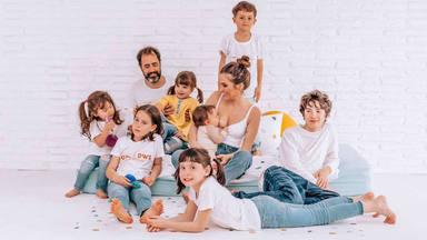 La cuarentena de Verdeliss con sus 7 hijos