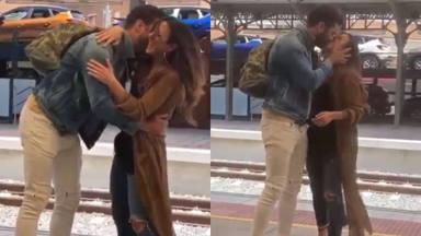 Jorge Pérez se reencuentra con su mujer Alicia tras ganar 'Supervivientes'