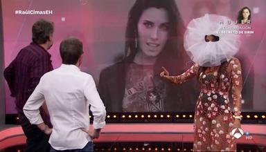 Pilar Rubio vestido El Hormiguero