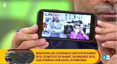Jorge Javier cuenta todo lo que no se vio de su entrevista con María Teresa Campos