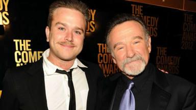 Zak, el hijo de Robin Williams se ha sincerado sobre la muerte de su padre